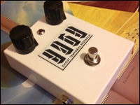 ghost effects fuzz and booster guitar pedals handbuilt in birmingham uk featuring 39 black. Black Bedroom Furniture Sets. Home Design Ideas
